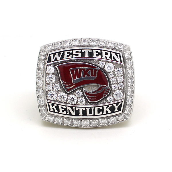 1971 Western Kentucky Final Four Ring