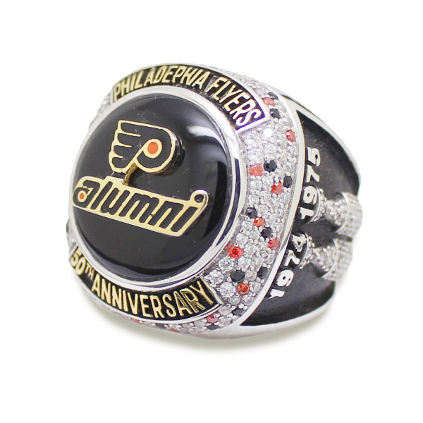 Philadephia Flyers 50th Anniversary ring