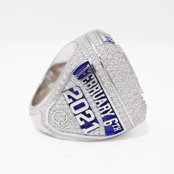 The True Love customized ring